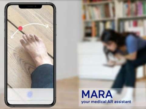 MARA – Your Medical AR Assistent